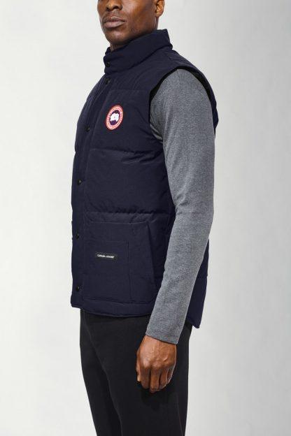 2016 top 4 fake canada goose freestyle vest